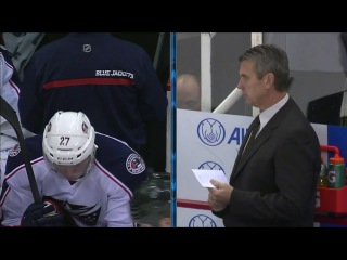NHL 13/14, RS: Blue Jackets vs Red Wings part 1/3