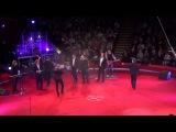 Концерт в Саратовском цирке - 1 отделение  01.04.2013